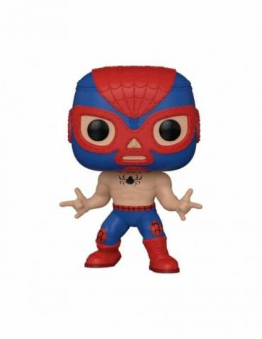 Figura POP Marvel Luchadores: Spider-Man 9 cm