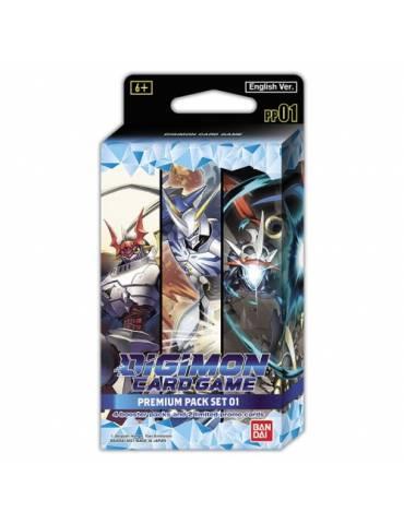 Digimon TCG: Premium Pack...