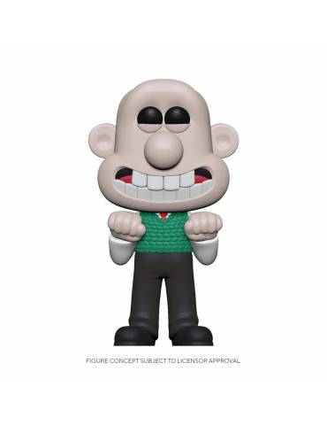 Figura POP Wallace & Gromit...