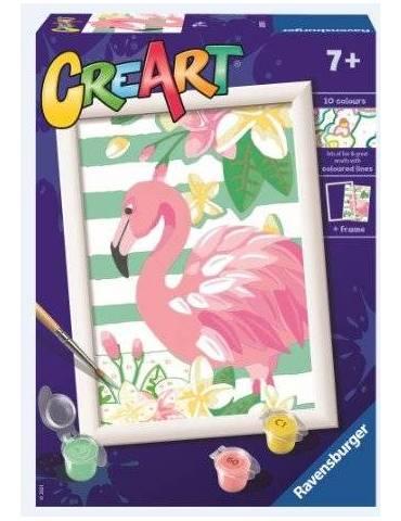 CreArt E - Flamingo