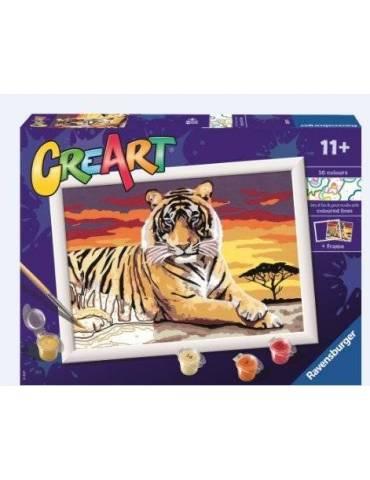 CreArt D - Tigre