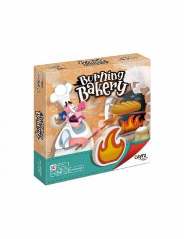 Burning Bakery