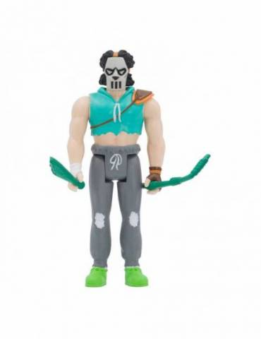 Figura ReAction Tortugas Ninja: Casey Jones 10 cm