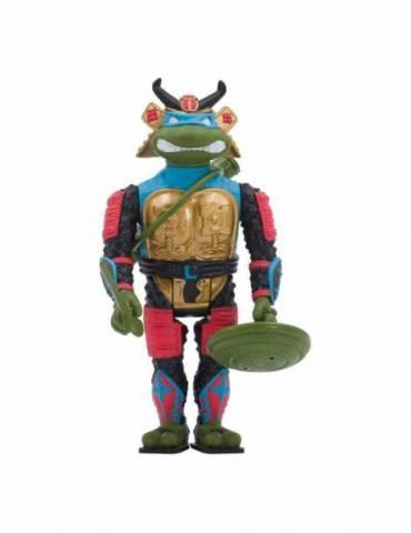 Figura ReAction Tortugas Ninja: Samurai Leonardo 10 cm