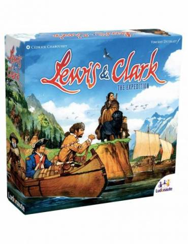 Lewis & Clark: The Expedition (2nd edition) (Inglés)