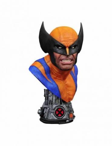 Figura Busto Marvel Comics Legends in 3D: Wolverine 25 cm
