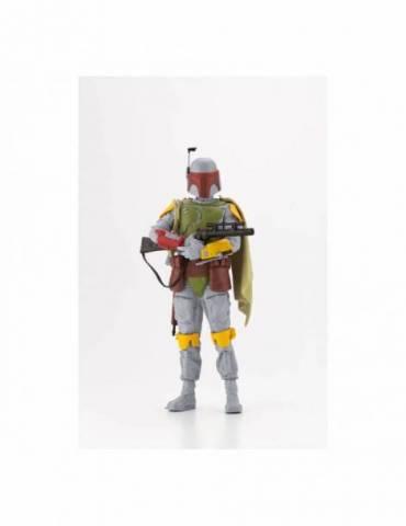 Figura Star Wars Episode V ARTFX+: Boba Fett Vintage Color Exclusive 19 cm