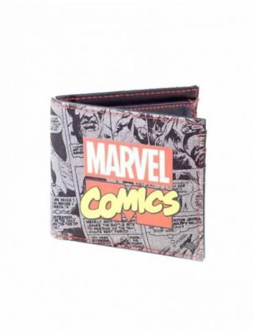 Monedero Marvel Comics