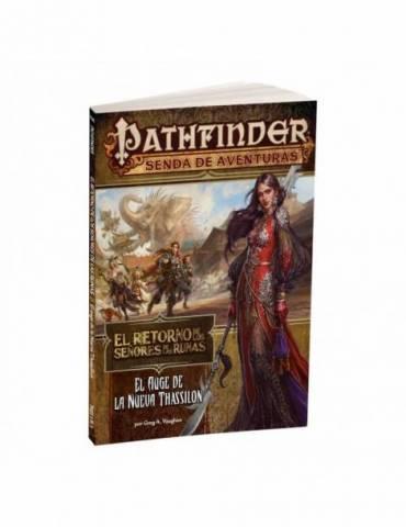 Pathfinder: El Retorno de los Señores de las Runas 6 - El Auge de la Nueva Thassilon