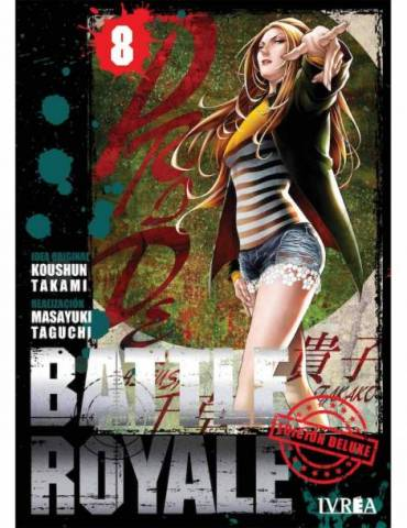 Battle Royale Deluxe 08