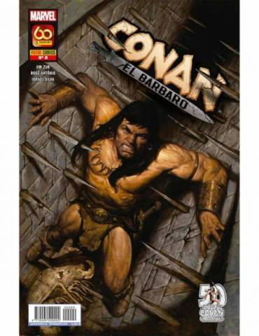 Conan El Bárbaro 09