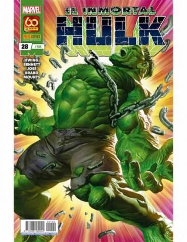 El Increible Hulk V.2 104 (El Inmortal Hulk 28)