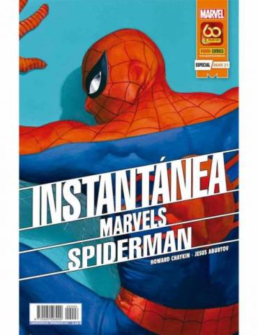 Instantanea Marvel 06. Spiderman