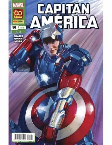 Capitán América 19 (118)