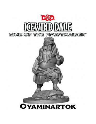 Dungeons & Dragons Icewind Dale: Rime of the Frostmaiden - Oyaminartok