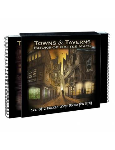 Towns & Taverns Books of...