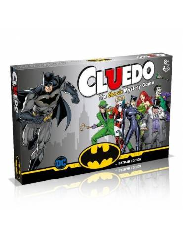 Cluedo: Batman