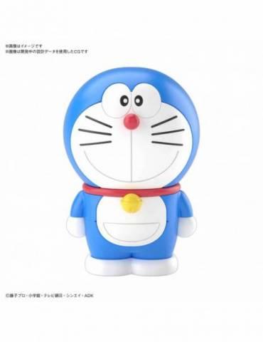 Model Kit Doraemon Entry Grade: Doraemon 8 cm
