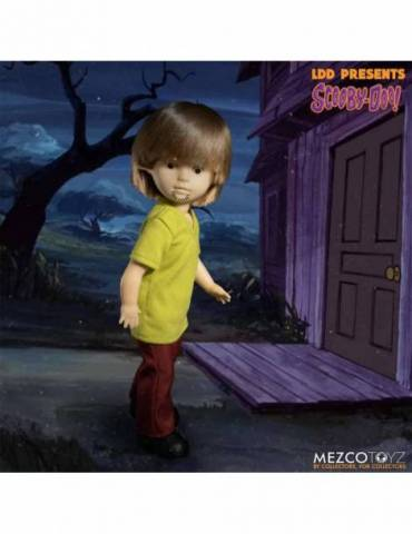 Figura Scooby-Doo & Mystery Inc Build a Figure: Shaggy 25 cm