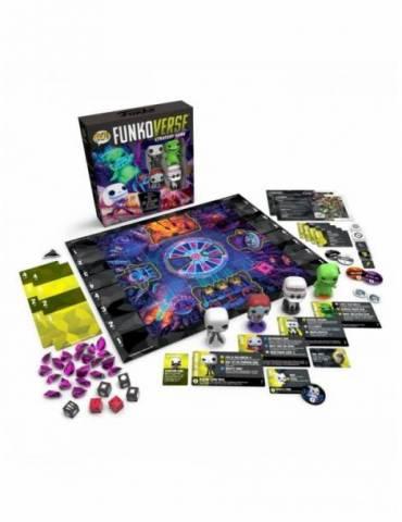 Funkoverse Strategy Game: Pesadilla antes de Navidad de Tim Burton (2020)