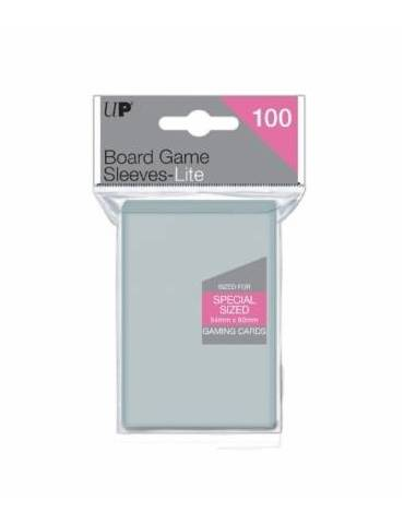 Fundas Ultra Pro Lite Board Game Sleeves 54mm x 80mm 100ct. - Paquete de 100