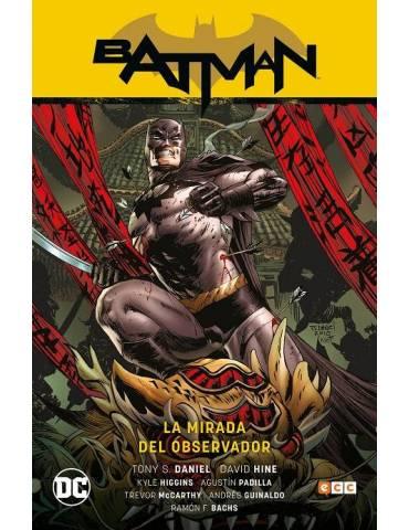 Batman vol. 11: La mirada del observador (Batman Saga - Renacido Parte 7)