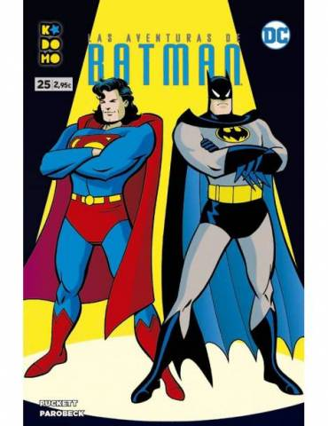 Las aventuras de Batman núm. 25