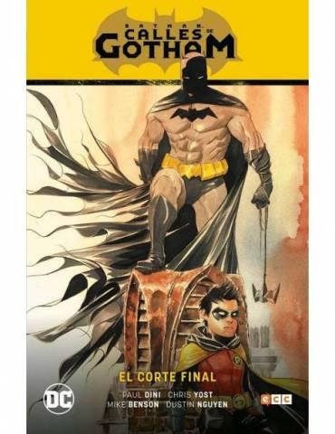 Batman: Calles de Gotham vol. 01 - El corte final (Batman Saga - La casa del silencio Parte 1)