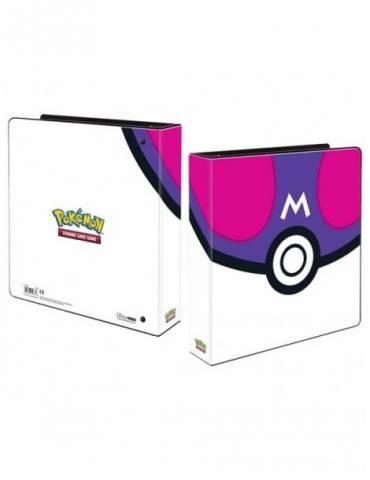 "Album 2"" Ultra Pro Pokemon Master Ball"