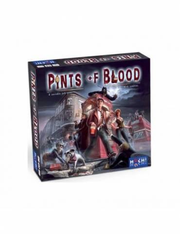 Pints of blood (Multi-idioma)