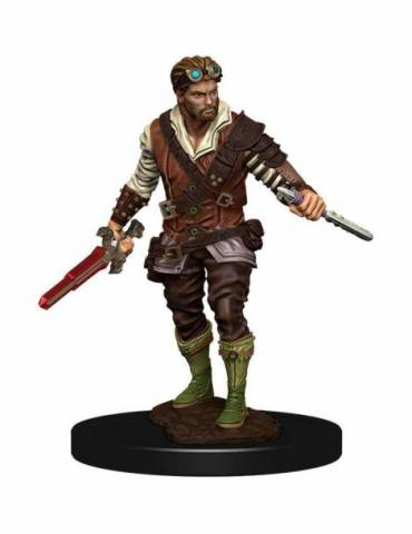D&D Icons of the Realms: Human Rogue Male