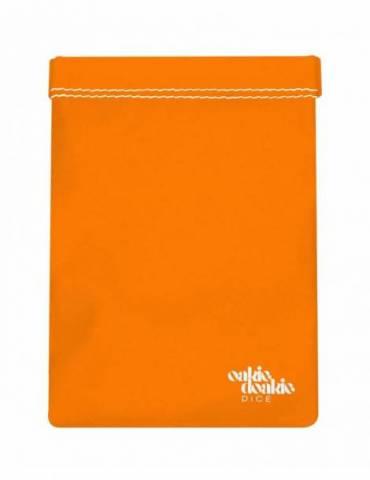 Bolsa para Dados Oakie Doakie Dice: naranja