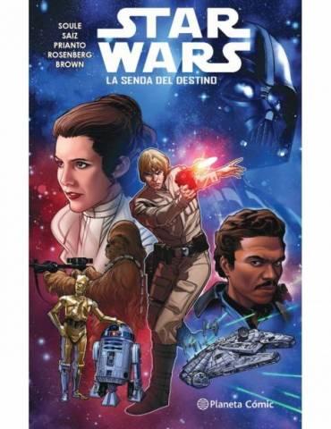 Star Warstomo Nº01 La Senda del Destino