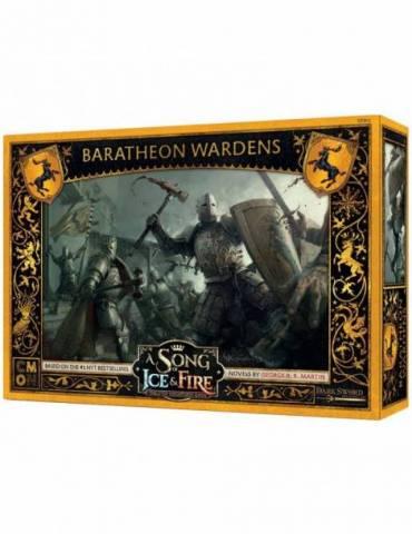 Canción de Hielo y Fuego el juego de miniaturas: Guardianes Baratheon