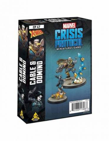 Marvel: Crisis Protocol - Domino & Cable