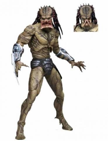 Figura Scale Action Predator 2018: Ultimate Assassin Predator (Unarmored) DLX 30