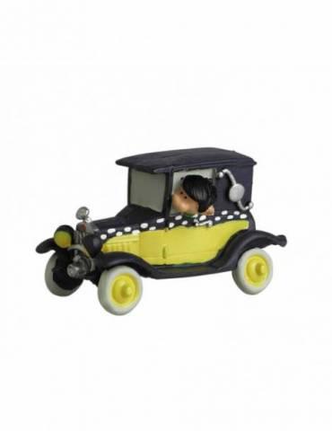 Figura Gastón Elgafe: Gastón en Coche Fiat 509 5 cm