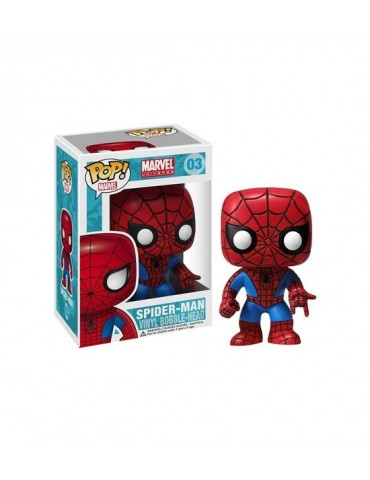 Figura POP Marvel:...