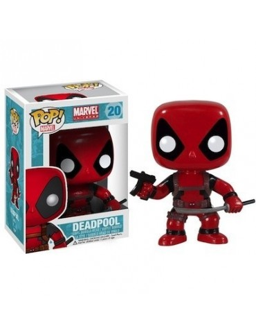 Figura POP Marvel: Deadpool...