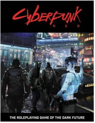 Cyberpunk RED (Core Rulebook)