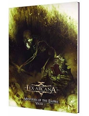 Lex Arcana: Mysteries of the Empire I