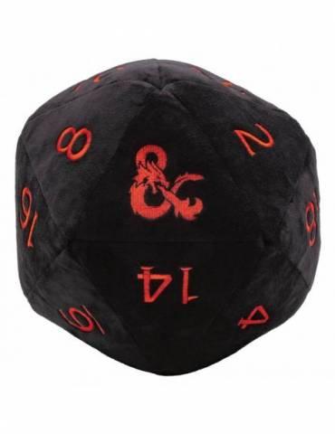 Dado de peluche Dungeons and Dragons: Jumbo D20 Dice Plush