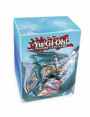 Caja para Cartas Yu-Gi-Oh! Dark Magicians Girl The Dragon Knight