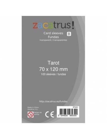 Fundas Zacatrus Tarot (70x120mm) (110)
