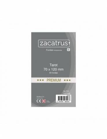 Fundas Zacatrus Tarot Premium (70x120mm) (55)