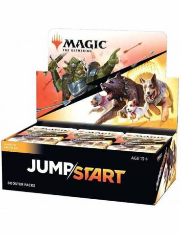 Magic: The Gathering Core Set 2021 - Jumpstart Booster Caja de sobres (24 sobres) (Inglés)
