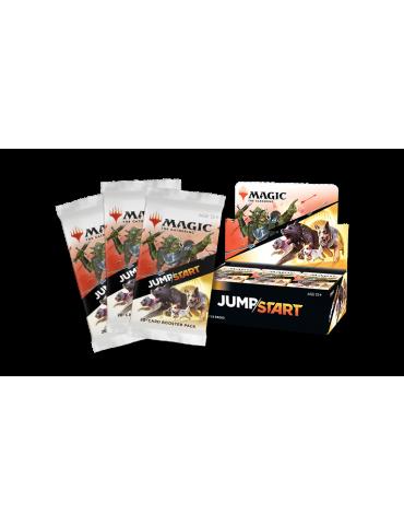 Magic: The Gathering Core Set 2021 - Jumpstart Booster Sobres (20 cartas) (Inglés)