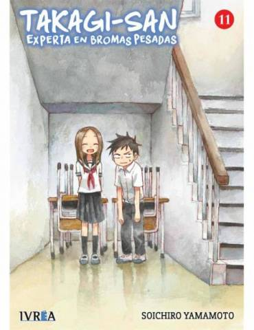 Takagi-San Experta en Bromas Pesadas 11