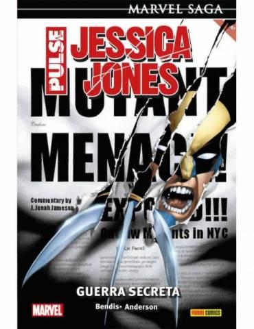 Jessica Jones: The Pulse 02. Guerra Secreta (Marvel Saga 114)