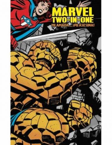 Marvel Two-In-One. Mi Amada... ¡Mi Asesina! (Marvel Limited Edition)